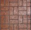 brick stamp concrete design